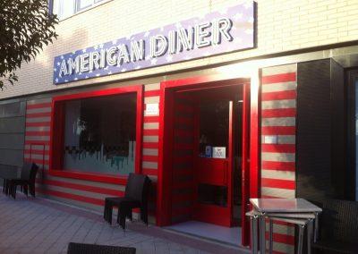 American-Diner-Fuenlabrada