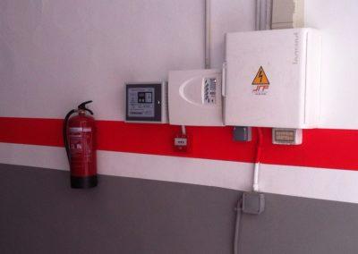 Cuadros-electrico-incendios-y-CO2-Talleres-La-Cruz-Albacete